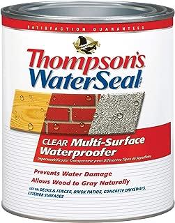 Waterseal 24104 Quart Water Seal Multi-Surface Waterproofer