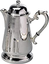 Elegance Silver 90514 Silver Plated Coffee Pot, 64 oz.