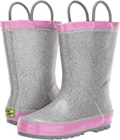 Solid Glitter Rain Boot (Toddler/Little Kid)