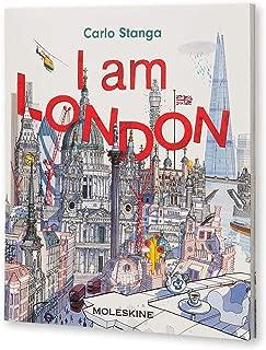 Moleskine Publishing, I Am London, Hard Cover (8.25 x 9.75)
