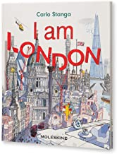 Moleskine Publishing, I Am London, Hard Cover (8.25 x 9.75)