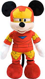 Marvel Disney Themed Mickey as Iron Man Plush