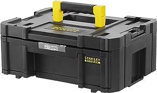 Stanley FMST1-71968 FatMax Pro-Stack gereedschapskist (9,5 liter, met soepel lopende lade, 4 uitneembare vakken, roestvrij...