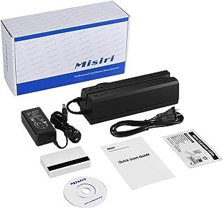 MISIRI RW605 USB 3 Tracks Mag VIP Card Reader Writer Encoder