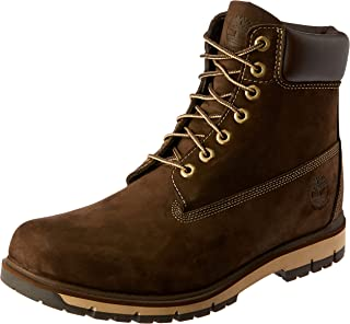 TIMBERLAND Men's Radford 6 Boots, Red Briar