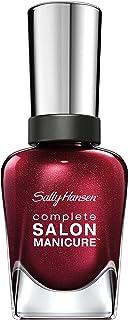 Sally Hansen Complete Salon Manicure™ - Wine Not, A Burgundy-Red Nail Polish, 0.5 fl oz - 14.7 ml