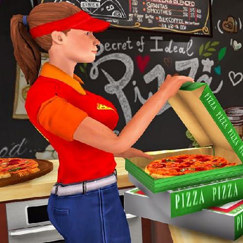 Schwebebrett Pizza Delivery Best Girl