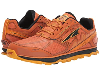 Altra Footwear Lone Peak 4 Low RSM (Burnt Orange) Men
