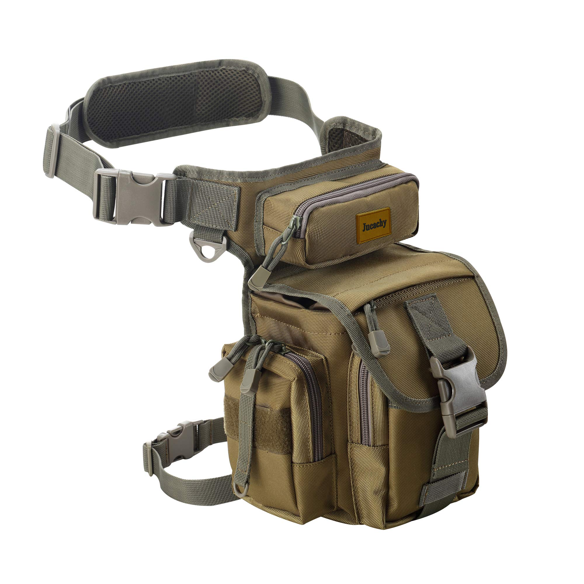 Jueachy Multifunctional Motorcycling Detachable Pouch%EF%BC%8CCoyote