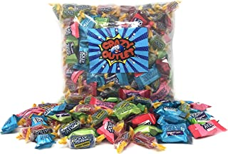 CrazyOutlet Bulk Pack - Jolly Rancher Hard Candy Mix, Jolly Rancher Crunch 'N Chew and Classic Hard Candy, Original Flavors, Fat-Free Candy, 2Lbs