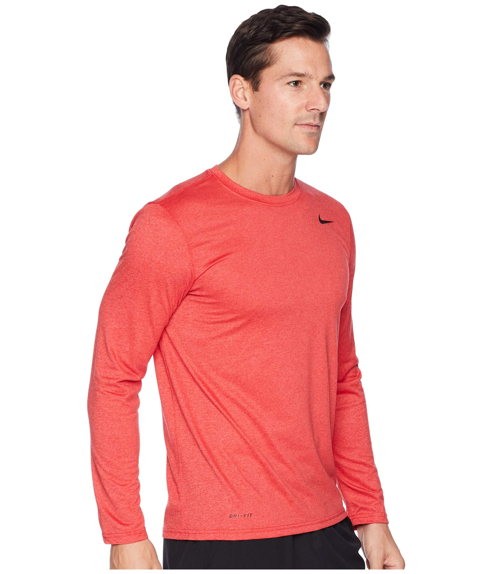 Light Heather Long Red Legend Sleeve 0 Tee University 2 Nike qvPzn