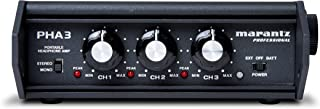 Marantz Professional 26/PHA3 Marantz Professional PHA-3 Portable Stereo Headphone Amplifier