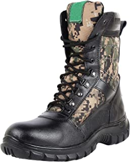 SSG Men's Commando Tough Leather Boots