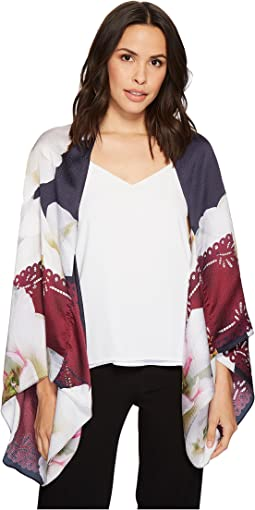 Ted Baker - Gardenia Cape Scarf