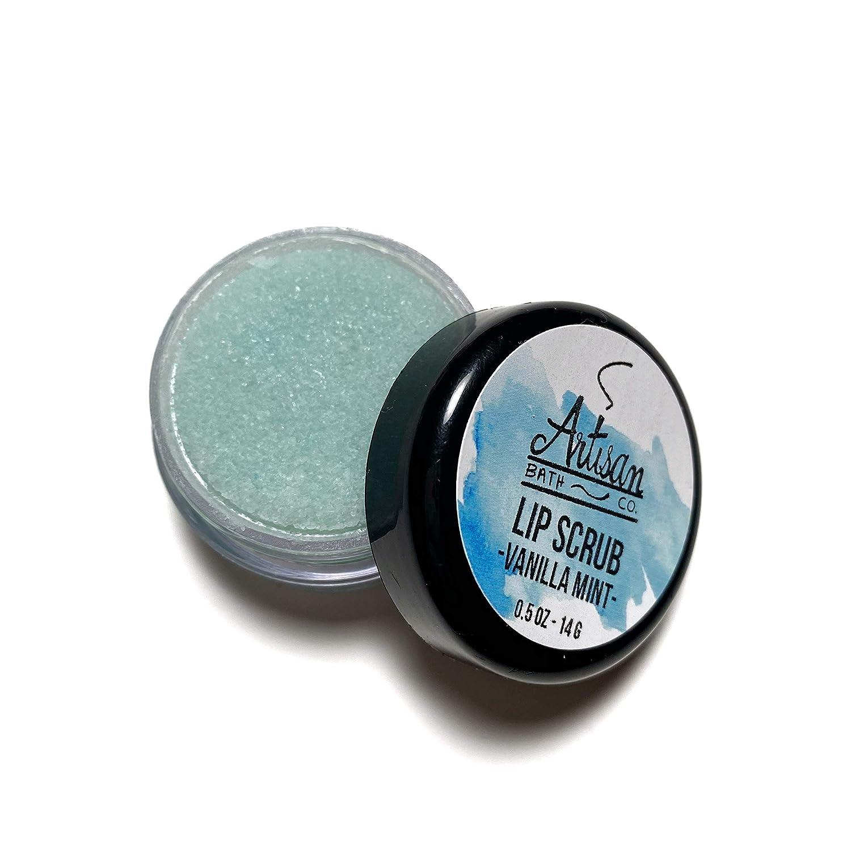 Vanilla Mint Lip Scrub Exfoliator Ultra-Cheap Deals Moisturizer and Columbus Mall