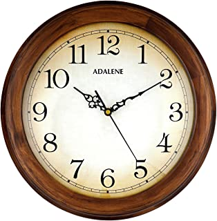 Best wooden wall clocks for sale Reviews