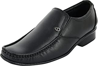 STYLIANO Men's Leather Loafers