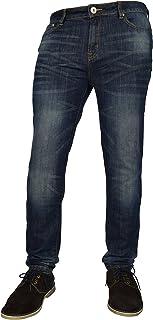 Mens Westace Flex Denim Stretch Skinny Slim Fit Jeans All Waist & Leg Length