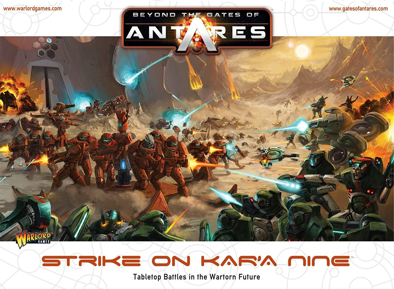 Beyond the Gates of Antares  Strike on Kar'A Nine