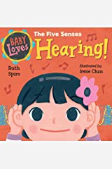 Baby Loves the Five Senses: Hearing! (Baby Loves Science) Kindle Edition
