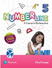 Number Line (Maths) | ICSE Class Fifth | Revised First Edition as per latest CISCE curriculum | By Pearson