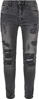Cayler & Sons C&s Men's Jeans Paneled Denim Pants