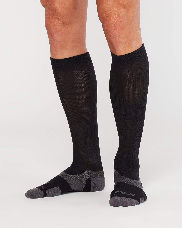 2XU Vectr Cushion 1//4 Crew Socks Calzini Unisex Adulto