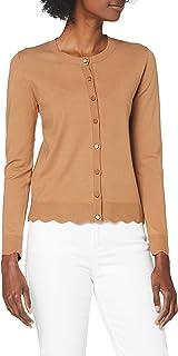 Sisley L/S Sweater Maglione Cardigan Donna