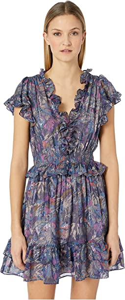 Sleeveless Giverney Fleur Dress