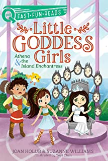 Athena & the Island Enchantress: Little Goddess Girls 5