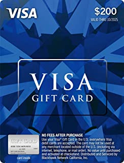 Best 250 visa gift card Reviews