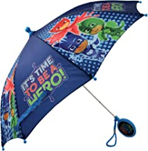 Owlette Gekko Boys Umbrella Handle for kids Licensed PJ Masks Cap Hat age 2-4