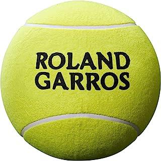 Wilson(ウイルソン) テニスボール ROLAND GARROS 5 MINI JUMBO/JUMBO TBALL (ローランド ギャロス ツアー 直径12.5cm ミニ ジャンボ ボール / 直径22cm ジャンボ Tボール)
