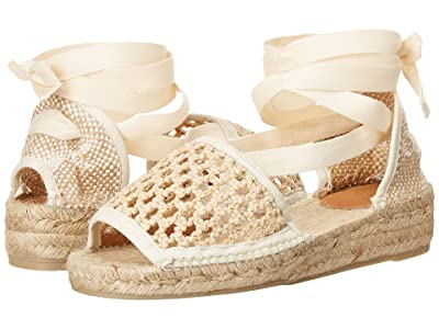 CASTANER Sonia 20 Wedge Espadrille (Natural) Women
