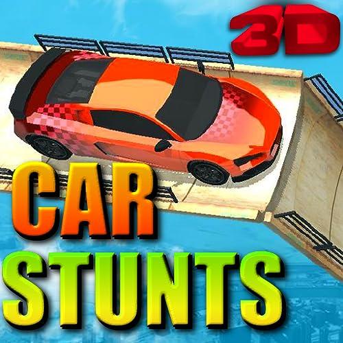 Car Stunts 3D - Sky Block