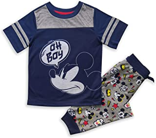 NEW Disney Mickey Mouse Baby Boys//kids top bottom/&Robe set complete outfit GIFT