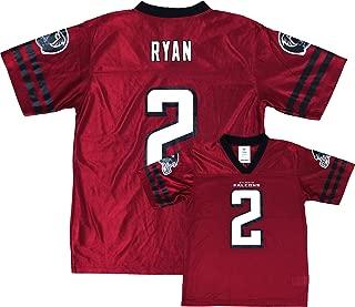 Matt Ryan Atlanta Falcons Red Home Player Jersey Youth