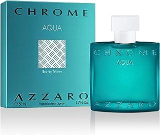 Chrome Aqua by Azzaro - perfume for men - Eau de Toilette, 50ml