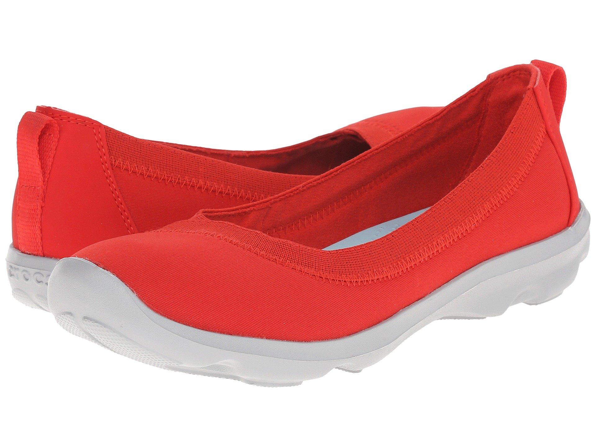 Baletas para Mujer Crocs Busy Day Stretch Flat  + Crocs en VeoyCompro.net