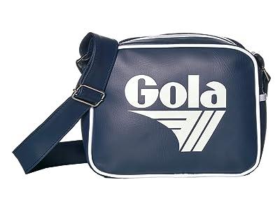 Gola Micro Redford (Navy/White) Messenger Bags
