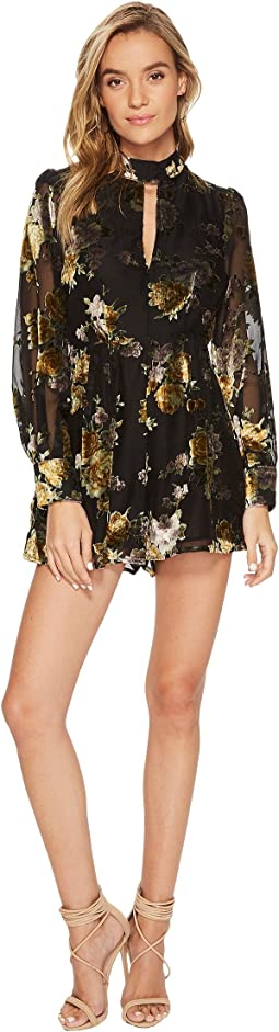 ASTR the Label - Rachel Romper