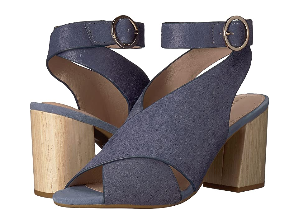 Taryn Rose Leila (Denim Haircalf) High Heels
