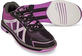 KR Strikeforce Womens Kross Bowling Shoes- Black/Purple (7 1/2 M US, Black/Purple)
