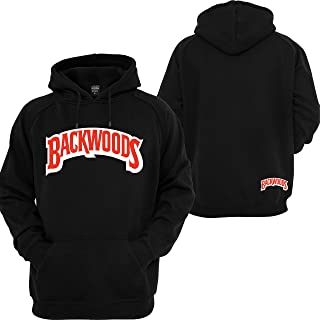Backwoods Hoodie Cigarrillos Wiz Khalifa Stoner 420 Off Coast Sweatshirt Black