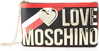 Love Moschino Women's Jc4284pp0a Messenger Bag, 5x16x28 Centimeters (W x H x L)