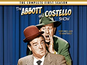 The Abbott and Costello Show Season 1