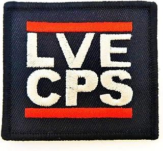 Polizeimemesshop LVE CPS TextilPatch