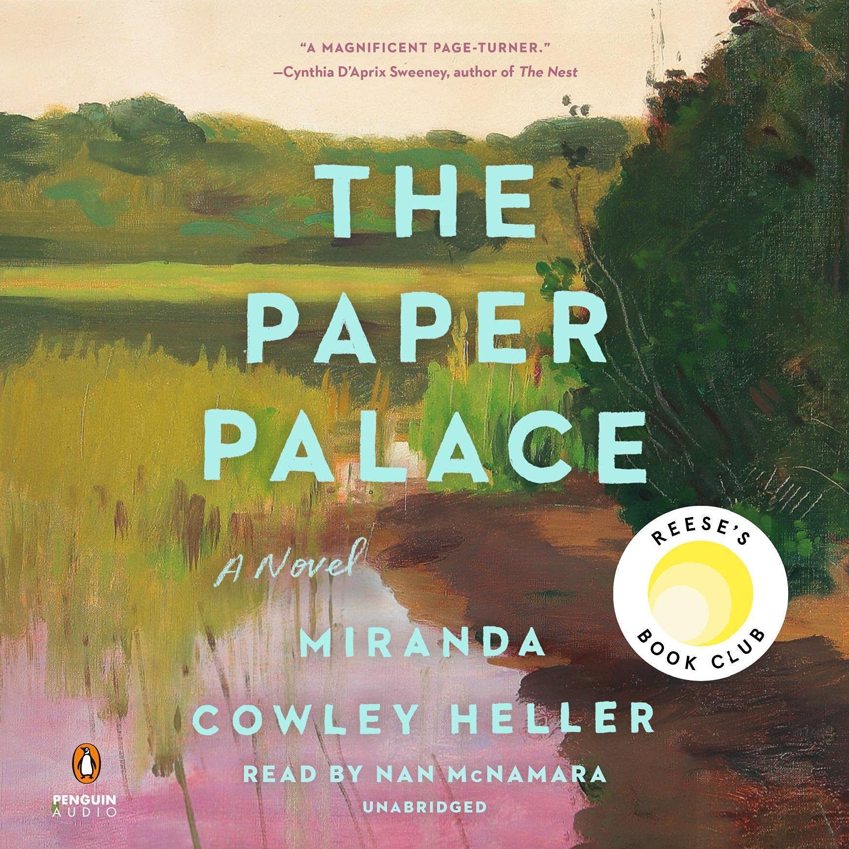 Cover image of The Paper Palace by Miranda Cowley Heller