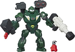 Transformers Hero Mashers Bulkhead Figure