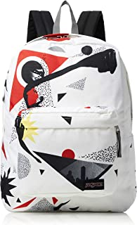 JanSport Incredibles High Stakes Backpack - Incredibles Girl Punch
